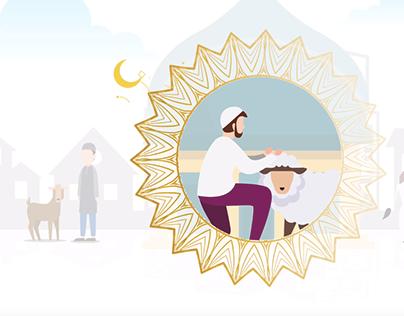 Eid Al Adha Project