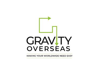 Gravity Overseas | Logo Design