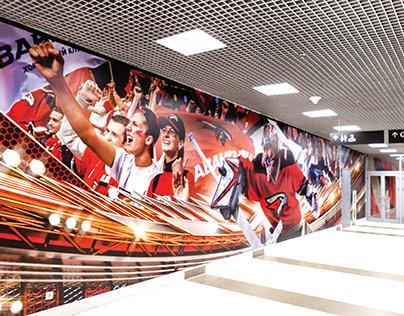 HC «Avangard» - Arena «Balashiha»