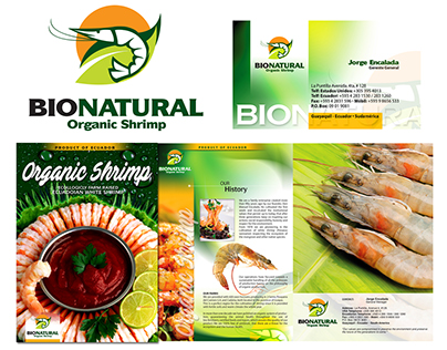 BIONATURAL / Organic Shrimp