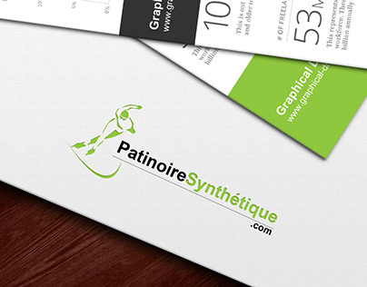 Patinoire Synthétique | Logo