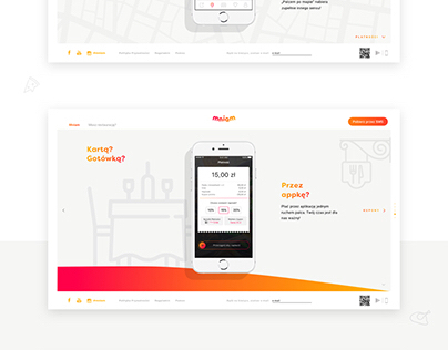 Mniam App | brand & web design