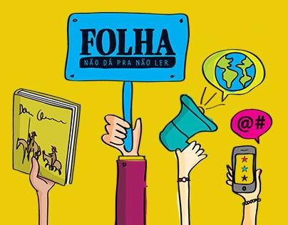 Caneca Folha de S. Paulo