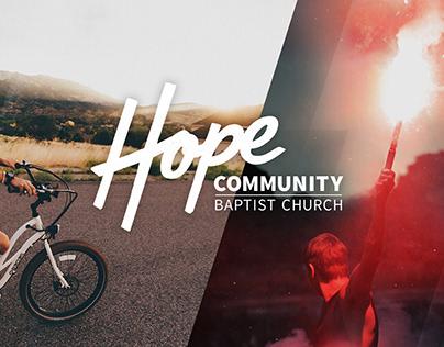 Hope Community Baptist Church
