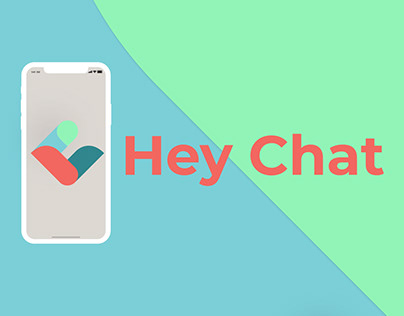 Hey Chat App Design