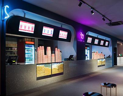 Kryvyi Rih Neon Cinema