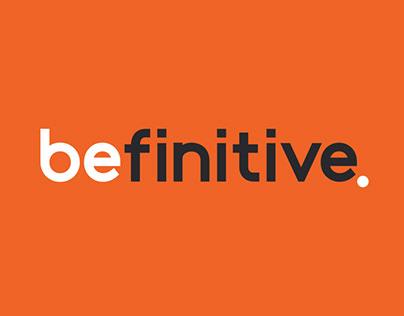 Befinitive Logo Animation
