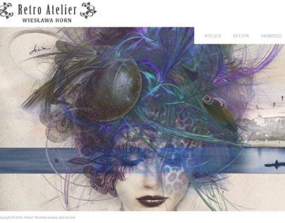 Website_RetroAtelier