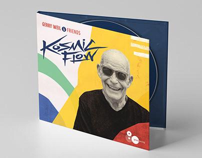 Kosmic Flow - Album artwork