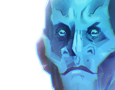 Illustration | Star Trek - Captain Saru