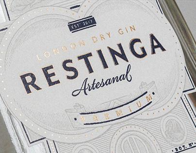RESTINGA London Dry Gin