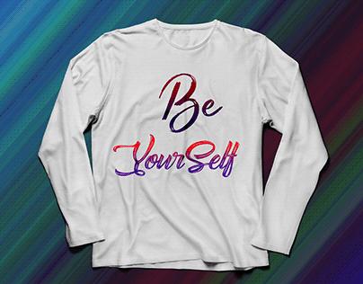 Typography Sweatshirts