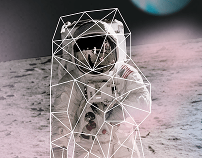 Empathy Led Innovation | Low Poly Space theme