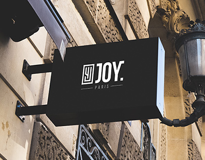 JOY | Site internet & logo