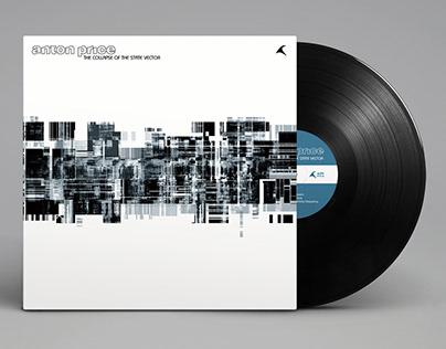 Anton Price - Collapse of the State Vector Album Art