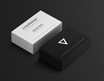 Converge - Brand Identity Design