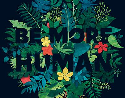 Be More Human - Reebok
