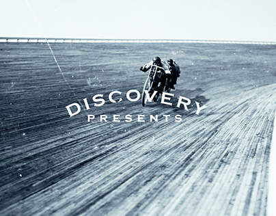 Harley and the Davidsons opening titles