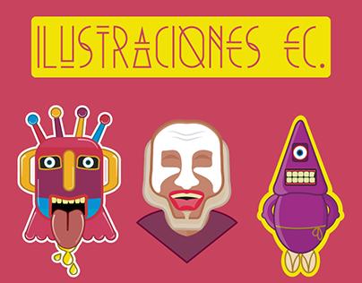 Ilustraciones Ec.