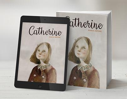 Catherine - book cover design
