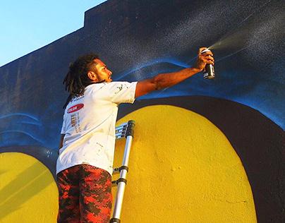 Graffiti / fine art