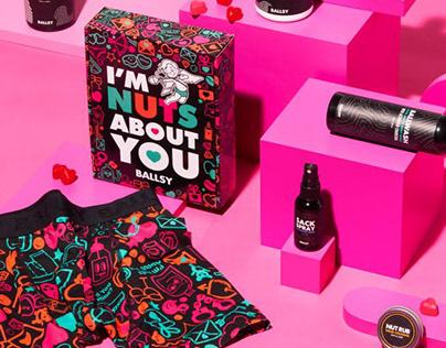 Ballsy - Valentine's Day 2021 Campaign