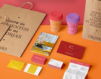 Cronks ~ Brand Redesign