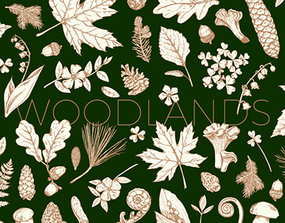Woodlands by OKSANA