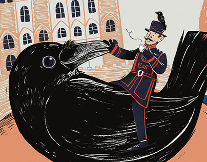 London Stories: City of Raven