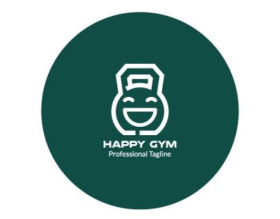 Happy Gym Logo