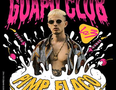 Flyers Guapo Club 2019 vol.2
