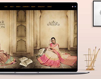 Brand Website Design & Development - HTML - CSS
