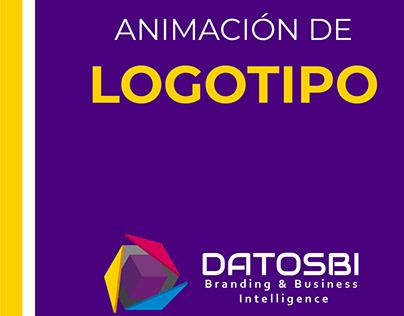 DATOSBI Animación de Logo