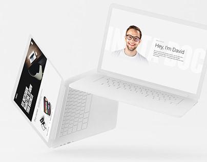 David Talas - Website