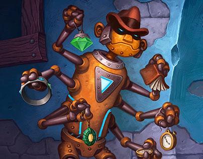 Gadgetzan Robot