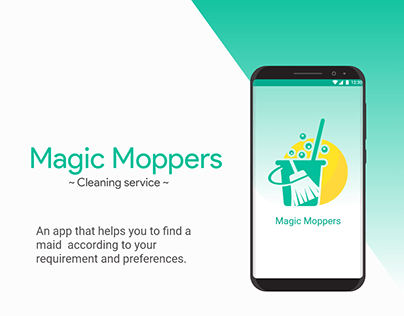 Android Presentation - Magic Moppers