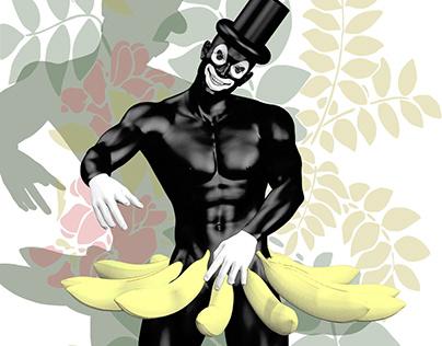 Banana oculta