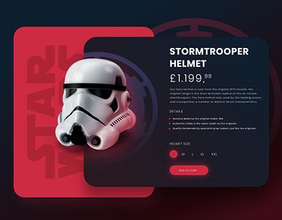 OG Stormtrooper Helmet UI