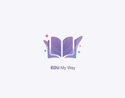 EDU My Way - New Logo