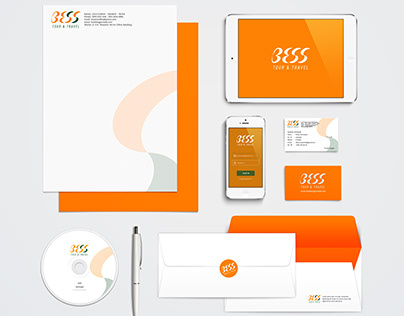 BESS Tour & Travel, Brand Design