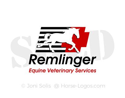 Horse Logo for Veterinary Service