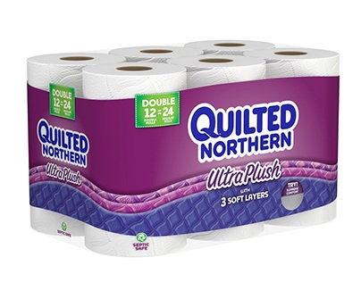 Quilted Northern Ultra Plush Media Plan