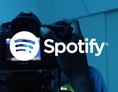 Spotify Ad Film