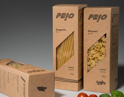 PRIO pasta