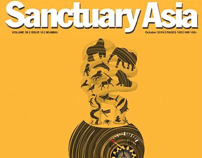 Sanctuary Asia October 2019