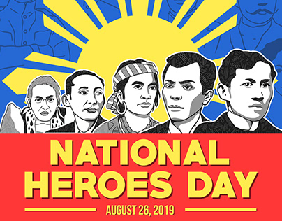 National Heroes Day Social Media Post for Picture City