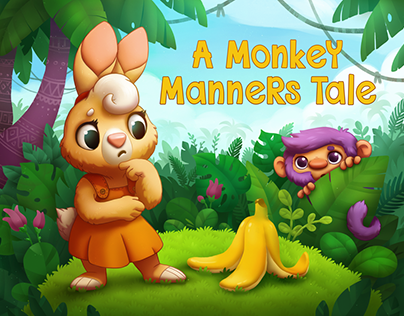 A MonkeY MannerS Tale