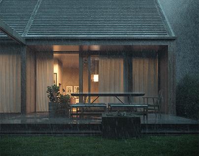 Summerhouse Sandby by Johan Sundberg Arkitektur