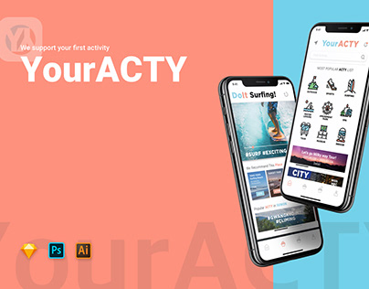 YourACTY - Activity Search & Recommend App