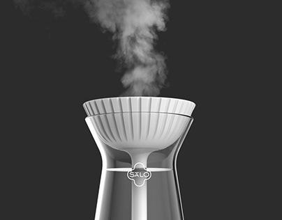 SALO | Humidifier Concept Deck